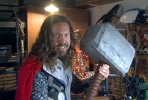 Thor related fun / Thor related ideas and inspiration