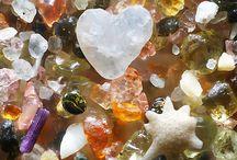 Rocks and Glass.