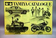 TAMIYA CATALOGUE