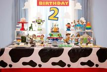 cumple toy story