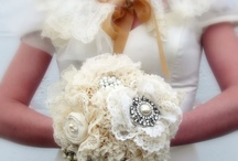 Wedding Bouquets / Ideas for bouquets - bride and bridesmaids