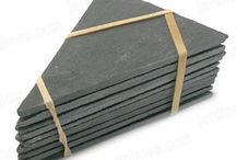 Plant slate labels / Great slate plant markers
