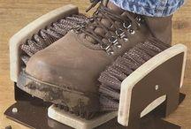 Для обуви / For boots