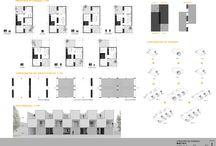 Vivienda colectiva / Arquitectura social