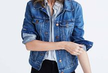 jaquetas Bomber/ jeans