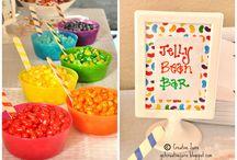 Jelly bean birthday