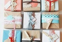 Wrapping / Paper Decor
