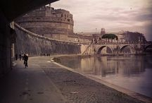 Rome / Rome, our beloved adopted home.