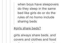 Girls vs Guys