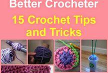 Tips on crocheting