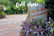 Videos | OK Gardening Full Show / Whether you are a gardener or just enjoy the diverse beauty that Oklahoma has to offer, you will enjoy watching the Oklahoma Gardening television program. OKG provides the best research-based information available on TV. Each show includes beautiful and informative segments on gardening, lawn care, tree care, and landscaping design and maintenance. Along with segments from our studio garden, we will introduce you to gardeners from around the state and tour their gardens.