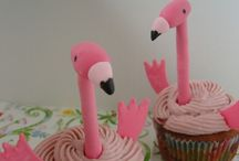 Flamingo /Hawaii party