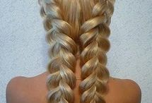Beautiful Hairstyles & How To's / by Selena Holmes