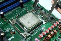 TIC4esoEscuin1617 / este tablero contiene los componentes del ordenador