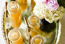 Cocktail Ideas / Woah, do these cocktails look yummy! We are sending these recipes to our mixologist!