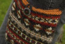 ideas para tejer / Cosas lindas para tejer pero sin patrones