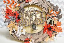 Halloween Craft Ideas: Mix Media
