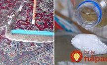 koberec čištěnī