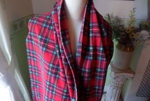 Scarves, shawls and wraps