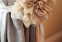 Linen ideas for my  sweet home