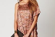 Spring & Summer Clothes I Love! / by Tiffani Wallarab