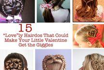 Kids hairdo(s)