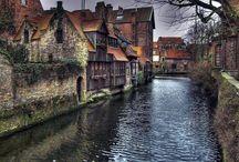 Belgique que j'aime / by Baba Cool