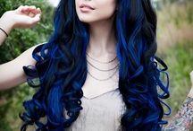 Luzes Azuis