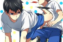 Kageyama with Other / Especially for cute Kageyama with other pair, but I much love OikawaxKageyama♡