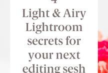 Light & Airy Photo Editing Tips