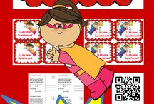 CG Superheroes / Superhero themed classroom ideas