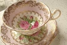 Tea cup beauty