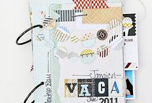 Paper Crafts - Mini Albums