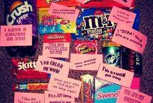 Candy Puns