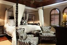 afrykańska sypialnia