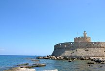 Rhodes / Rhodes, Greece, a wonderful island
