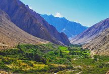 Elqui Valley, Chile / A valley renown for it's healing and calming energy. All photos are my own.
