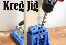Kreg jig projects
