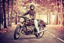 Cafe Racer / Coole Bikes, coole Events, coole Klamotten!