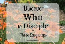 Discipling Children