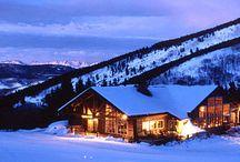 Resorts. Ski~Hike~Bike~Relax