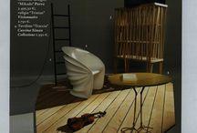 TRACCIA, design Meret Oppenheim