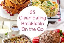 clean eating - breakfast