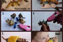 deco, idées assiettes enfants