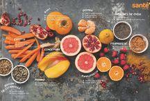 Wood Board / Retrouvez les bienfaits de plusieurs aliments chaque mois !