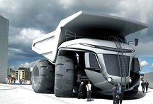 Offroad Transportation Design