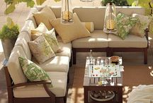Outdoor Rooms / by Amanda Daniels