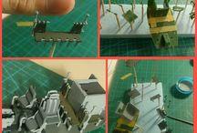 1/72   Revell   TURKISH UH-1 HUEY / Plastic Scale Model
