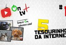 5 Tesourinhos da internet