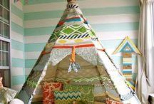 indianer Zelt